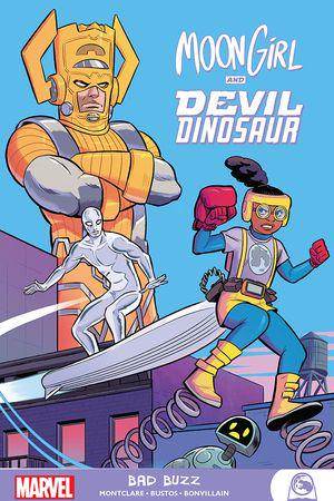 Moon Girl And Devil Dinosaur: Bad Buzz (Trade Paperback)