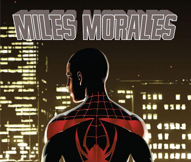 MILES MORALES: ULTIMATE END GN-TPB #1