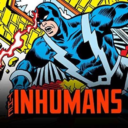 Inhumans (1975 - 1977)