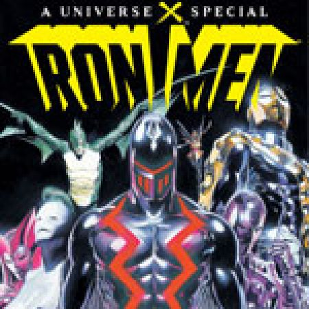 UNIVERSE X SPECIAL: IRON MEN 1 (2001)