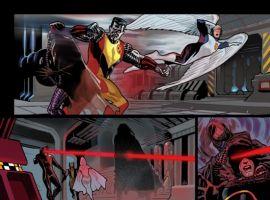 X-MEN: LEGACY ANNUAL #1 art by Daniel Acuna