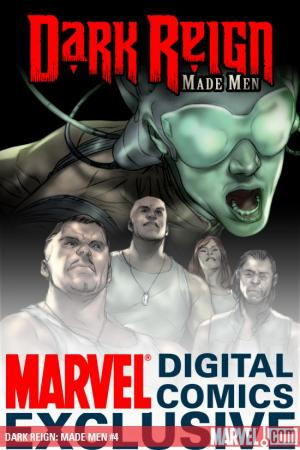 Dark Reign: Made Men - Spymaster #4