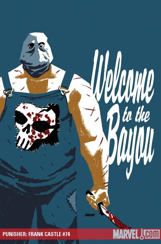 Punisher: Frank Castle (2009) #74