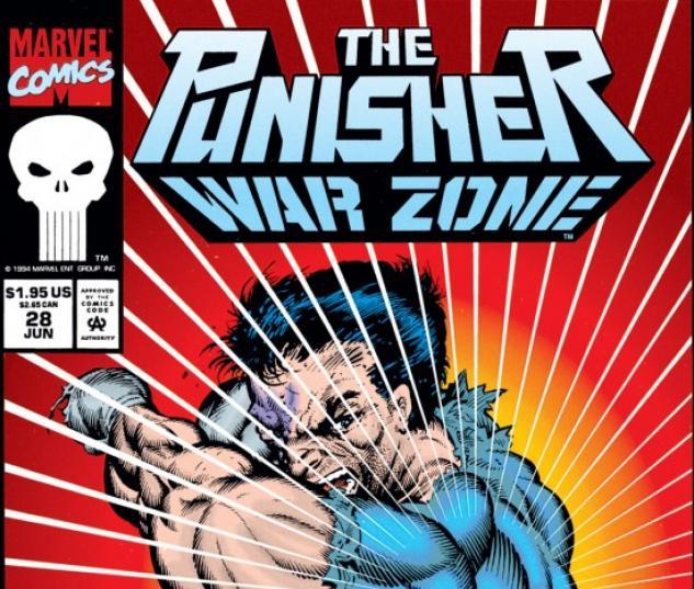 THE PUNISHER: WAR ZONE #28