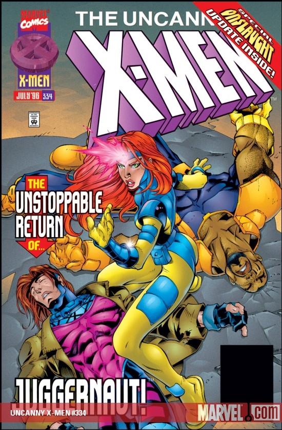 Uncanny X-Men (1963) #334