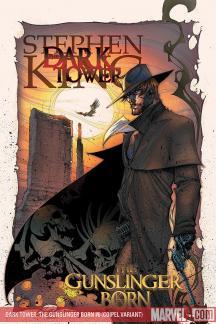 Dark Tower: The Gunslinger Born #6  (Coipel Variant)
