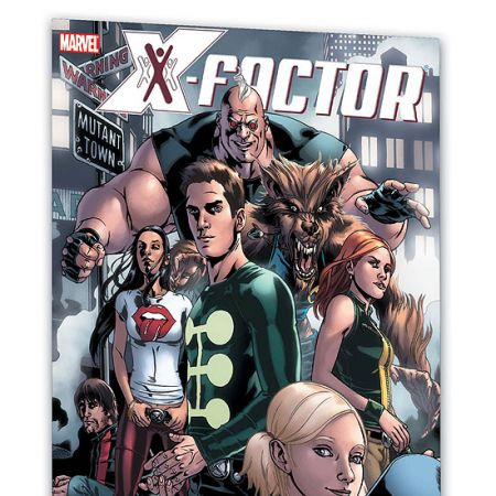 X-FACTOR VOL. 3: MANY LIVES OF MADROX #0