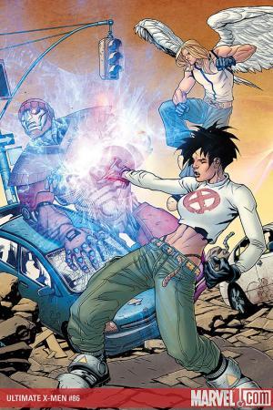 Ultimate X-Men #86