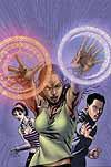 SPELLBINDERS (1994) #4 COVER