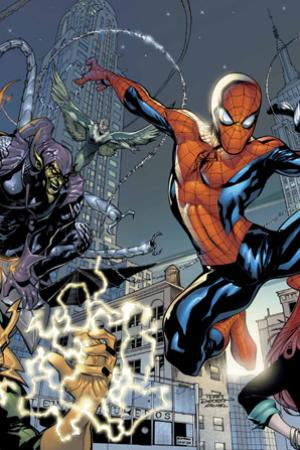 Marvel Knights Spider-Man Vol. 1: Down Among the Dead Men (Trade Paperback)