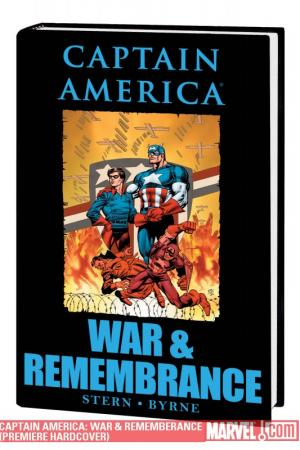 Captain America: War & Rememberance (Hardcover)