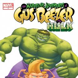 Marvelous Adventures of Gus Beezer: Hulk #1