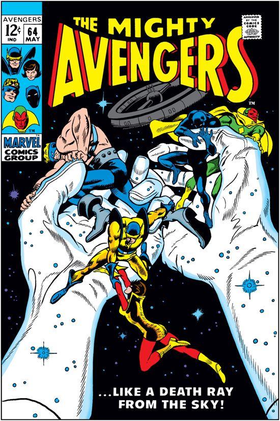 Avengers (1963) #64