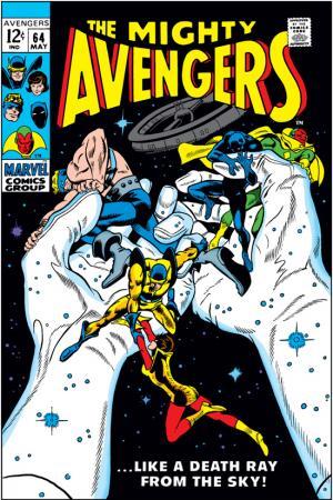 Avengers #64