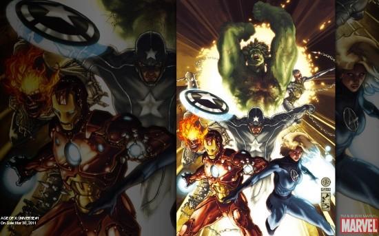 Age of X: Universe #1 Wallpaper