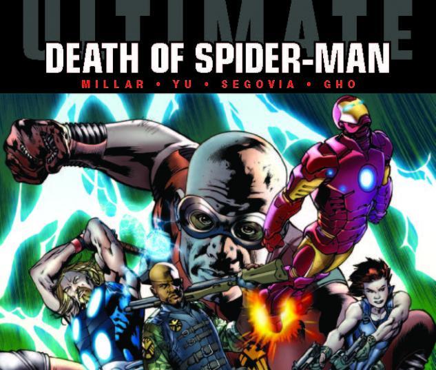 Ultimate Comics Avengers Vs. New Ultimates (2010) #6, Hitch Var