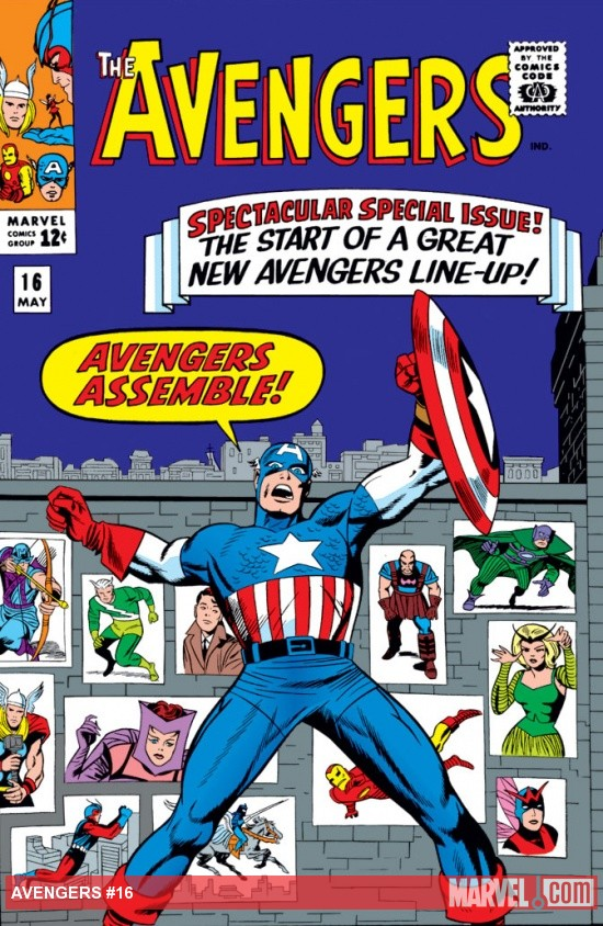 Marvel Masterworks: The Avengers Vol. II - 2nd Edition (1st) (Hardcover)
