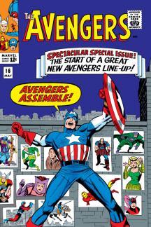 Avengers (1963) #16