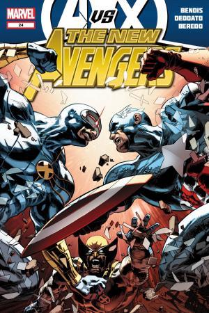 New Avengers (2010) #24