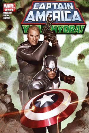 Captain America: Hail Hydra #5