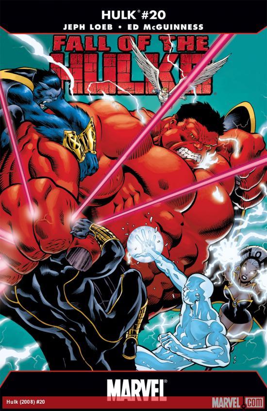 Hulk (2008) #20