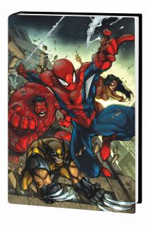 AVENGING SPIDER-MAN: MY FRIENDS CAN BEAT UP YOUR FRIENDS (Hardcover)