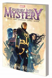 JOURNEY INTO MYSTERY VOL. 2: FEAR ITSELF FALLOUT TPB (Trade Paperback)