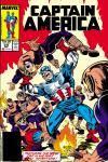 Captain America (1968) #335 Cover