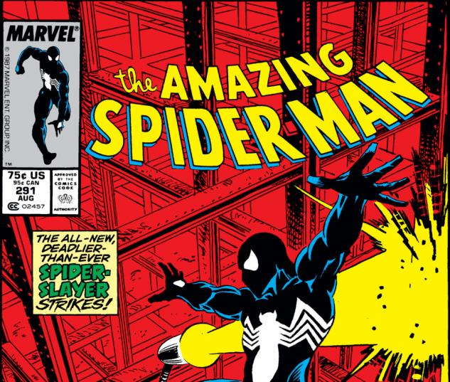 Amazing Spider-Man (1963) #291 Cover