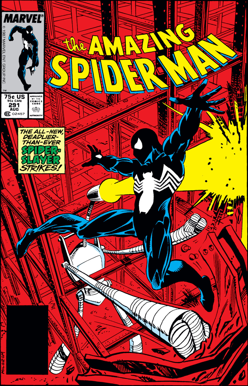The Amazing Spider-Man (1963) #291