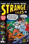 Strange Tales (1951) #12 Cover