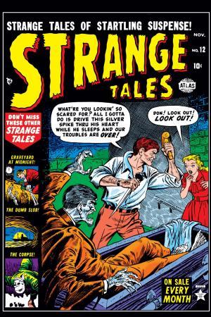 Strange Tales (1951) #12