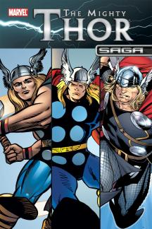 The Mighty Thor Saga (2011) #1