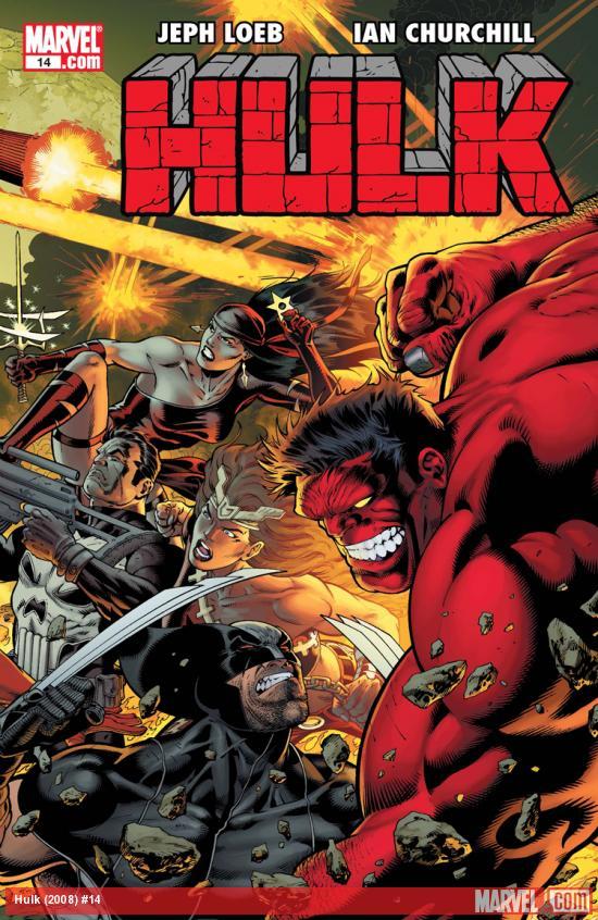Hulk (2008) #14