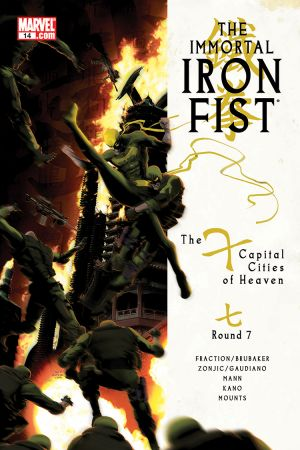 The Immortal Iron Fist #14