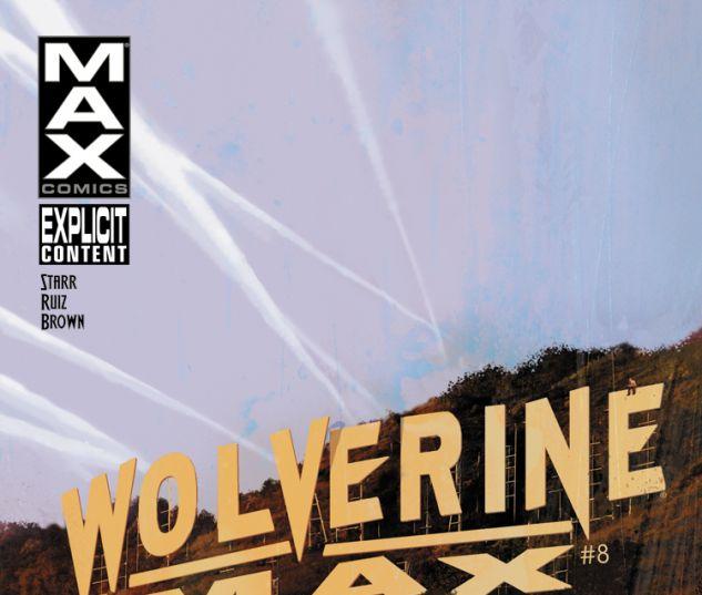 WOLVERINE MAX 8