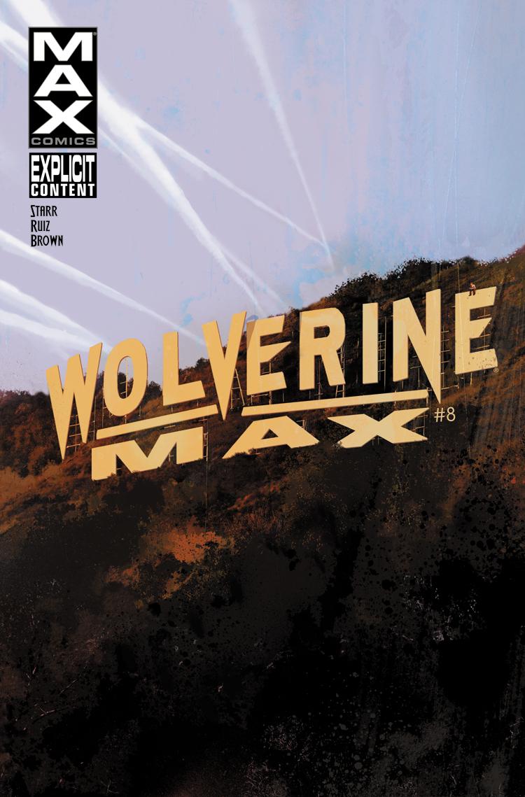 Wolverine Max (2012) #8