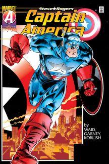 Captain America (1968) #445