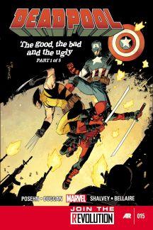 Deadpool (2012) #15