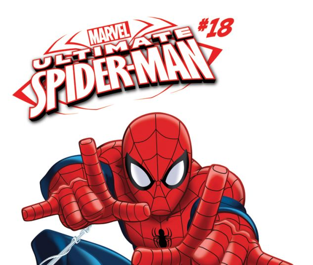 MARVEL UNIVERSE ULTIMATE SPIDER-MAN 18