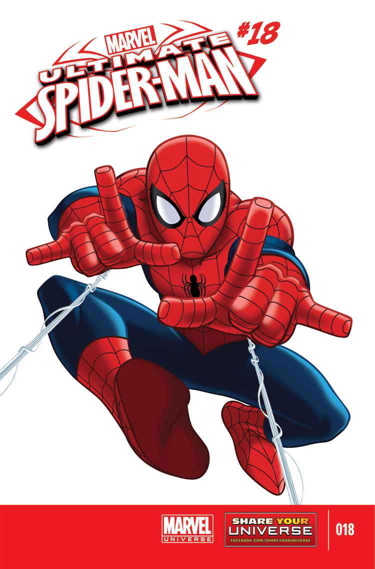Marvel Universe Ultimate Spider-Man (2012) #18