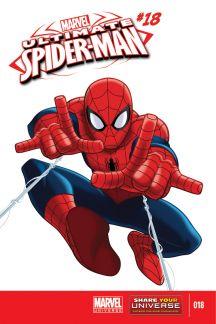 Marvel Universe Ultimate Spider-Man (2012) #18