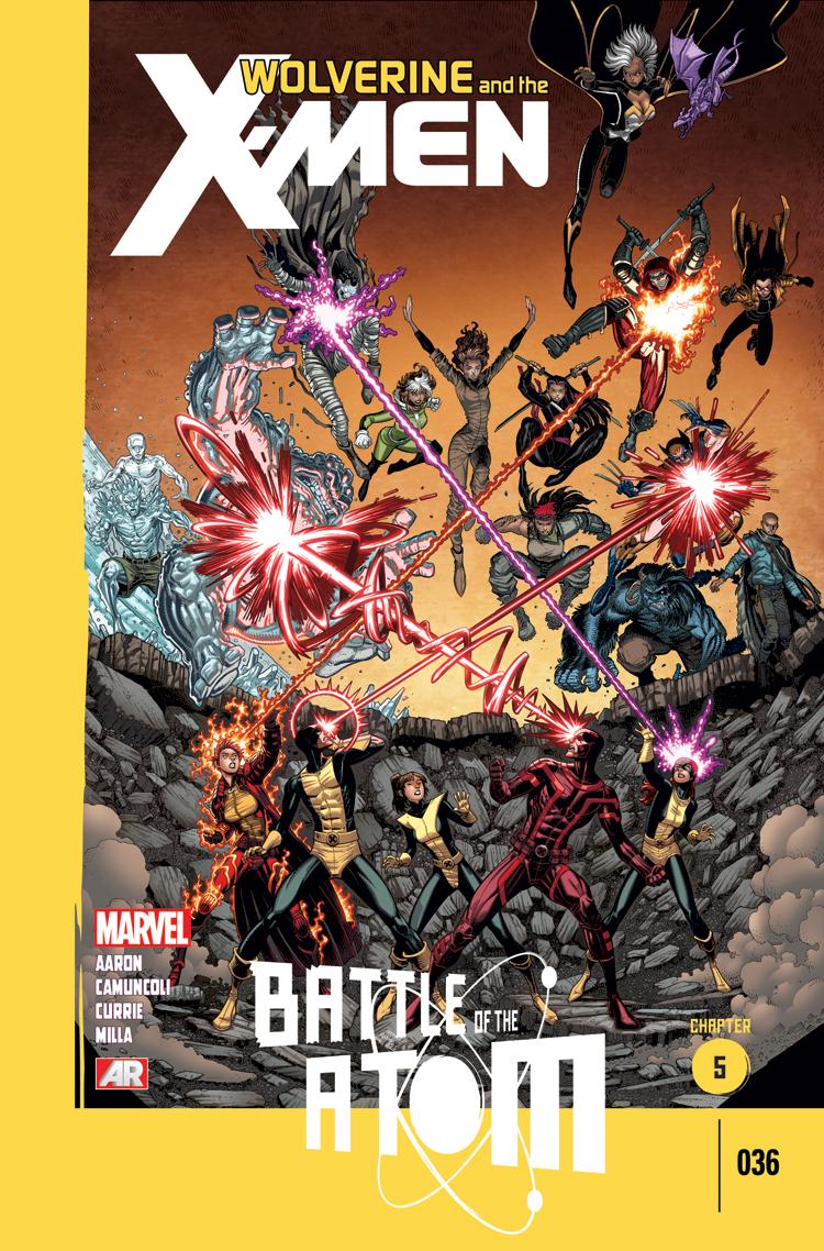 Wolverine & the X-Men (2011) #36