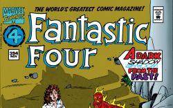 Fantastic Four (1961) #394 Cover