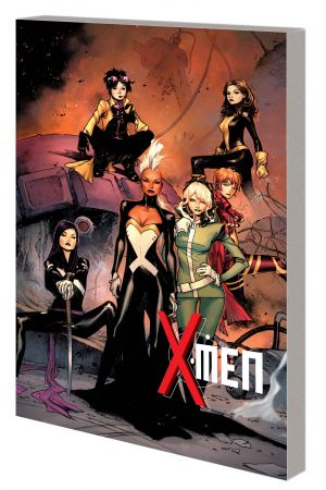 X-MEN VOL. 1: PRIMER TPB (MARVEL NOW) (Trade Paperback)