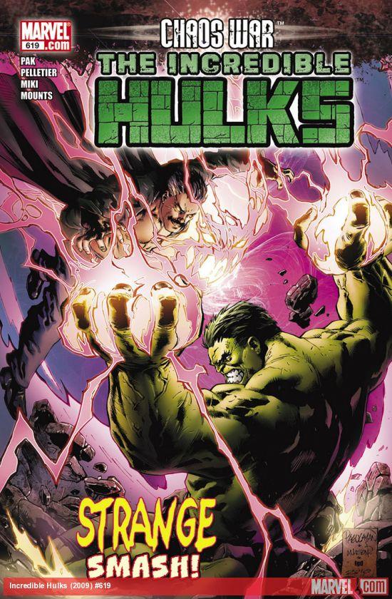 Incredible Hulks (2010) #619