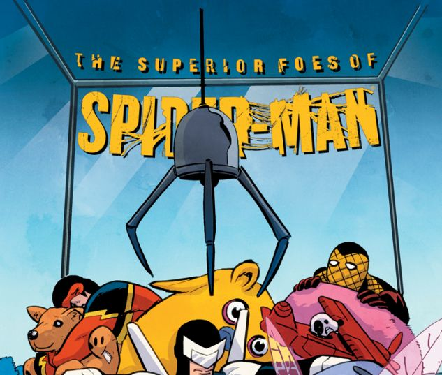 THE SUPERIOR FOES OF SPIDER-MAN 9