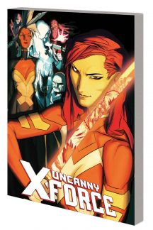 UNCANNY X-FORCE VOL. 3: THE GREAT CORRUPTION TPB  (Trade Paperback)