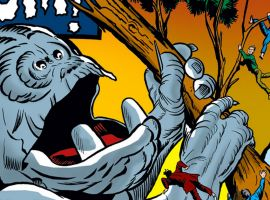 Travel Back to the Age of Atlas Comics