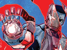 This Week in Marvel NOW! - Iron Patriot